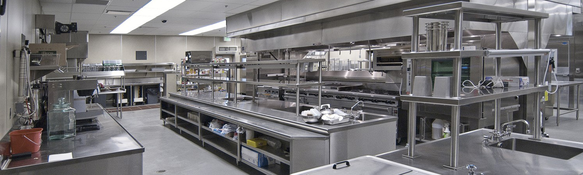 COMMERCIAL KITCHEN REPAIRS